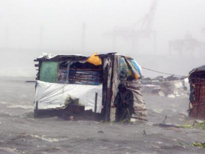 Taifun 'Nesat'