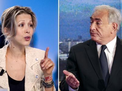 Strauss-Kahn trifft auf mutmaßliches Pariser Opfer