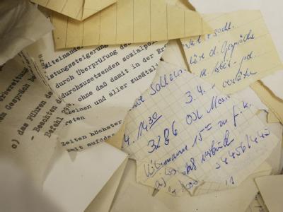 Stasi-Dokumente