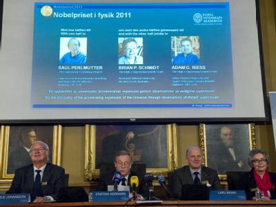 Physik-Nobelpreis 2011