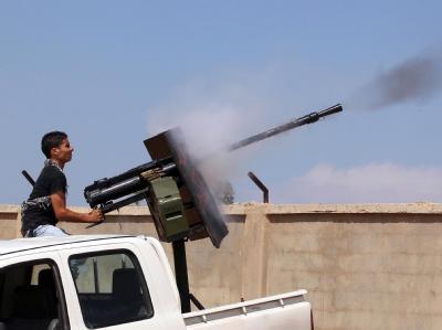 Truppen des libyschen Übergangsrates bereiten sich auf die entscheidenden Kämpfe in der seit Wochen belagerten Stadt Sirte vor.