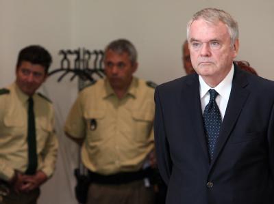 Ex-Staatssekret�r Pfahls