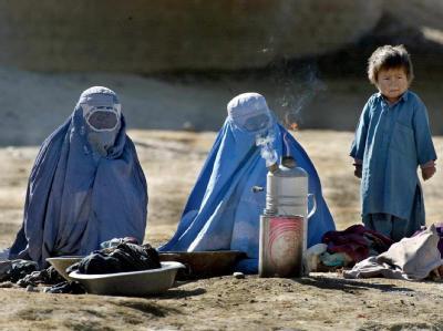 Seit einer Dekade sind internationale Truppen in Afghanistan. Die Lage der Frauen hat sich verschlechtert. Foto: Anja Niedringhaus, dpa