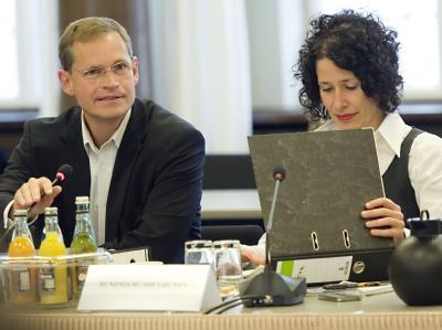 Koalitionsverhandlungen zwischen SPD und Grünen