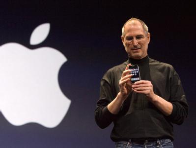Jobs mit iPhone