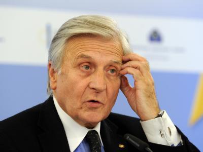 Der scheidende EZB-Präsident Jean-Claude Trichet nennt Europa das «Epizentrum der Staatsschuldenkrise». Foto: Tim Brakemeier