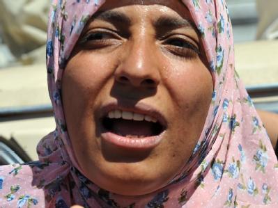 Die jemenitische Menschenrechtlerin Tawakkul Karman. Archivfoto: Yahya Arhab