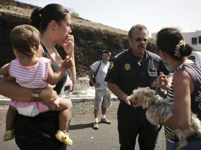 Evakuierung auf El Hierro