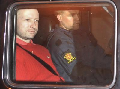Tötete am 22. Juli zuerst in Oslo acht Menschen durch eine Bombe und danach auf der Insel Utøya bei einem Massaker 69 zumeist Jugendliche: Anders Behring Breivik. Archivfoto: Jon Are Berg Jacobsen