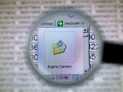 Deutschlands oberster Datenschützer sieht Mängel bei der vom Bund eingesetzten Trojanersoftware zur Überwachung von Computern. Foto: Oliver Berg/Symbolbild