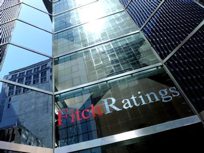 Blick auf das Gebäude von Fitch Ratings in New York. Archivfoto: Justin Lane