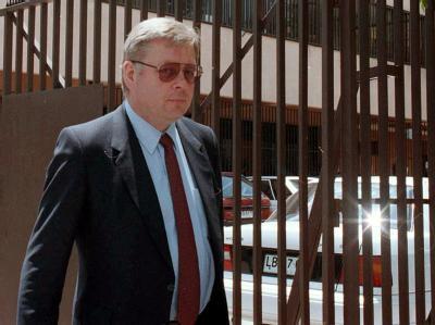 Der ehemalige Sektenarzt der «Colonia Dignidad», Hartmut Hopp, ist in Chile zu fünf Jahren Haft verurteilt worden. Er konnte aber das Land verlassen, bevor das Urteil rechtskräftig wurde. Archivfoto aus den 1980er Jahren: Marcelo Hernandez