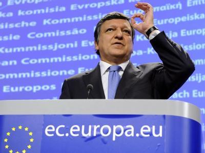 Von den Regierungen erhofft sich EU-Kommissionspräsident Barroso beim Gipfeltreffen Entschlossenheit. Foto: Benoit Doppagne