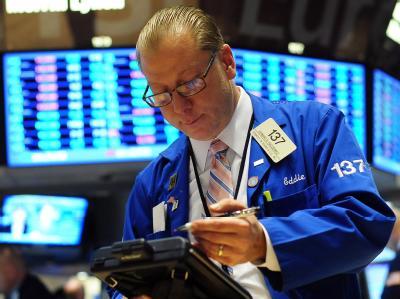 New Yorker Börsenhändler