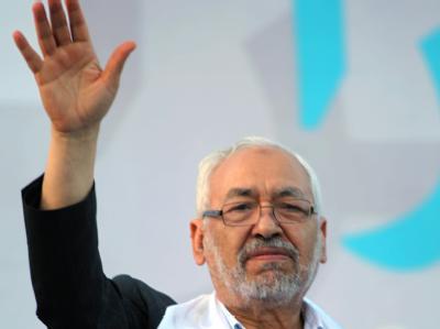 Islamistenführer Rachid Ghannouchi und seine umstrittene Ennahdha-Bewegung sind die neue politische Nummer eins in Tunesien. Foto: STR