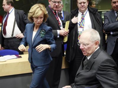 EU-Finanzminister in Brüssel