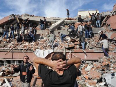 Erdbeben in der Türkei