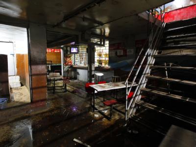 Ein Nachtlokal im kenianischen Nairobi ist mit einer Handgranate angegriffen worden. Foto: Dai Kurokawa
