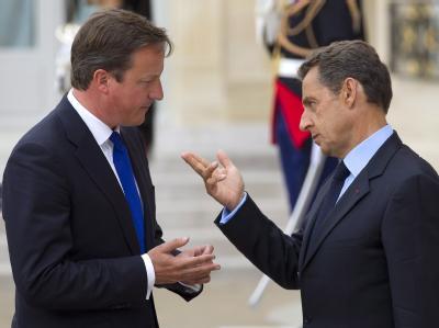 Cameron und Sarkozy