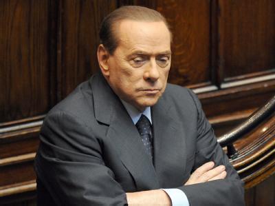Der italienische Premierminister Silvio Berlusconi steht seit Monaten massiv unter Druck. Archivfoto: Claudio Onorati