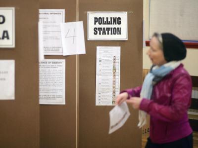 Die Iren haben einen neuen Präsidenten gewählt. Wegen der langwierigen Auszählung steht der Sieger frühestens am Freitag fest. Archivfoto: Paul McErlane