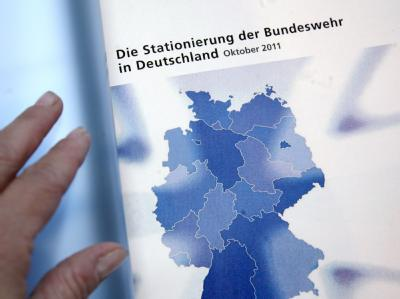 Die Schließung von Bundeswehrstandorten ist beschlossene Sache, jetzt wird der Blick nach vorne gerichtet: Wie kann den betroffenen Kommunen geholfen werden? Foto: Stephanie Pilick