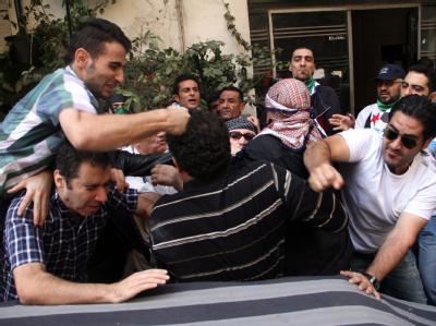 Gewalt unter Syrern