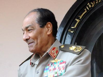 Ihm gilt das Misstrauen vieler Ägypter: Feldmarschall Mohammed Hussein Tantawi. Foto: Egyptian Army