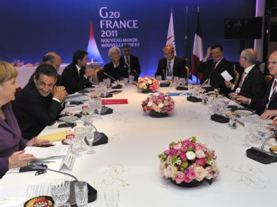 Krisentreffen zu Griechenland-Referendum