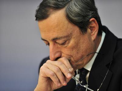 Der Italiener Mario Draghi, neuer Präsident der Europäischen Zentralbank (EZB). Foto: Marc Tirl