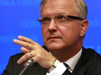 EU-Währungskommissar Olli Rehn. Archivfoto: Olivier Hoslet