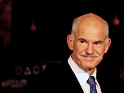 Ein Auszug Griechenlands aus der Eurozone wäre nach Ansicht des früheren griechischen Ministerpräsidenten George Papandreou eine «große Katastrophe.»  Foto: Alkis Konstantinidis/Archiv