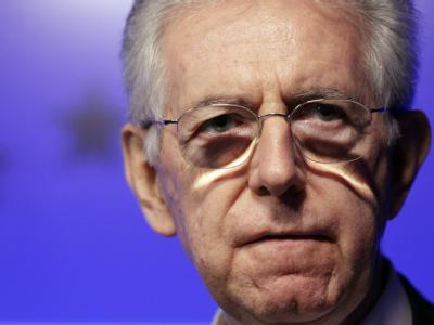 Der frühere EU-Kommissar Mario Monti. Archivfoto: Jonathan Brady