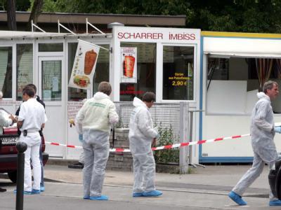 Mord an Imbiss-Betreiber