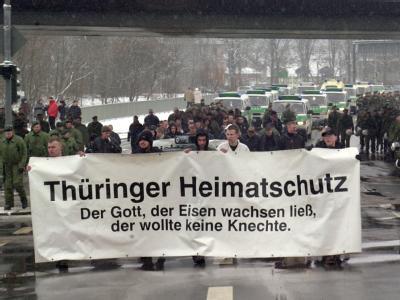 NPD-Jugend-Demo