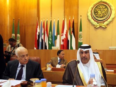 Außenminister-Treffen der Arabischen Liga