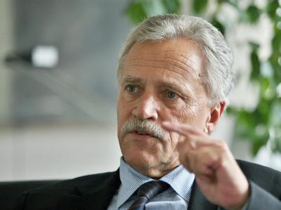 Heinz Fromm: «Die Behörde hat immer in der öffentlichen Diskussion gestanden, mal selbst verschuldet, mal unverschuldet.» Archivfoto: Oliver Berg