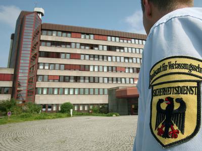 Die Parlamentarische Kontrollkommission des Sächsischen Landtags befasst sich mit dem Bundesamt für Verfassungsschutz. Foto: Oliver Berg