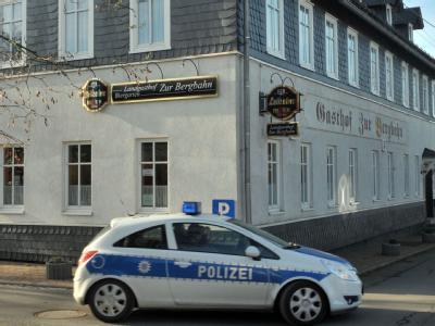Gasthof in Lichtenhain