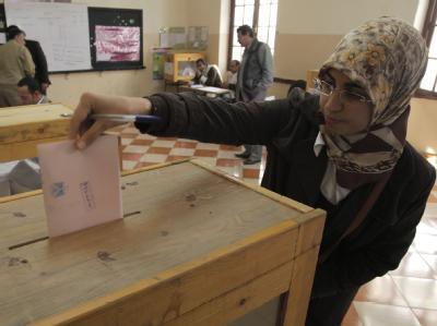 Wahl in �gypten