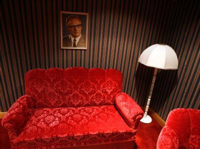 Jagdsitz von Honecker