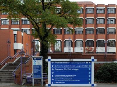 Fr�hchen in Bremer Klinik gestorben