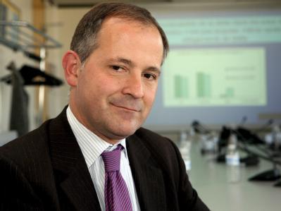 Benoît Coeuré rückt in die Führungsetage der Europäischen Zentralbank (EZB) auf. Archivfoto: Lucas Dolega