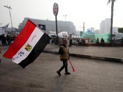 Das Wahlergebnis liegt zwar noch nicht vor. Doch es sieht nach der Auszählung der meisten Stimmen der ersten Runde so aus, als würden die Islamisten demnächst im ägyptischen Parlament den Ton angeben. Foto: Khaled Elfiqi