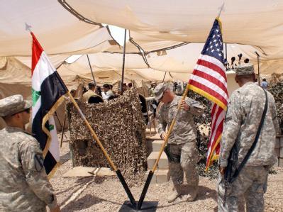 Jahreswechsel - US-Abzug aus dem Irak