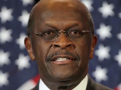 Herman Cain hat im Rennen um die republikanische US-Präsidentschaftskandidatur das Handtuch geworfen. Foto: Roy Dabner/Archiv