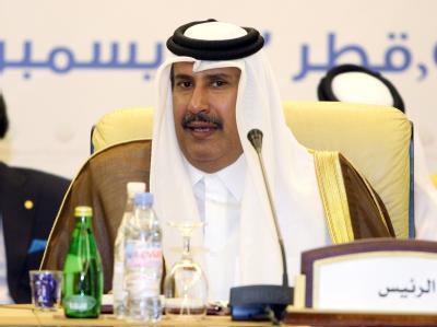 Die Arabische Liga hat bei ihrem Treffen in Katar Sanktionen gegen Syrien beschlossen. Foto: str