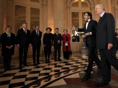 Neues belgisches Kabinett