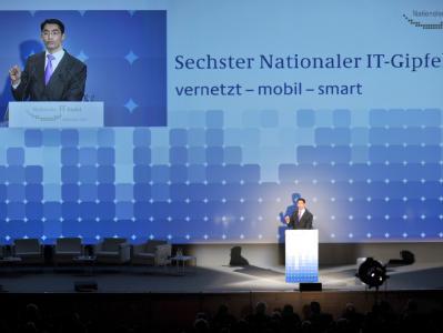 IT-Gipfel der Bundesregierung