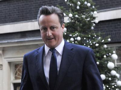 David Cameron muss seinen EU-Kurs verteidigen. Foto: Andy Rain